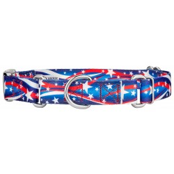 Star Spangled Martingale With Premium Buckle