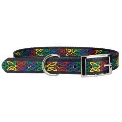 Celtic Pride Traditional Dog Collar