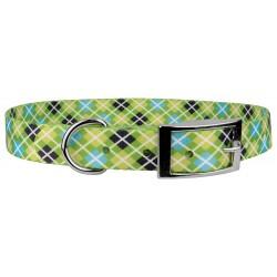 Margarita Argyle Traditional Dog Collar