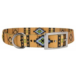 Native Southwestern Traditional Dog Collar