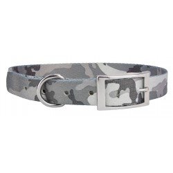 Urban Camo Traditional Dog Collar