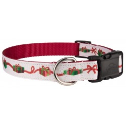 Deluxe Gifts of Love Ribbon Dog Collar Limited Edition