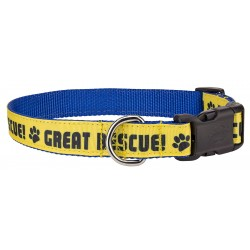 Deluxe Great Rescue Ribbon Collar Limited Edition