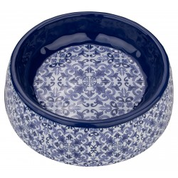 TarHong Canyon Clay Melamine Pet Bowl, Medium