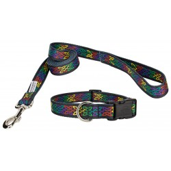 Deluxe Celtic Pride Collar & Leash