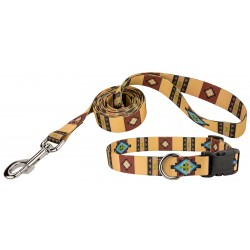 Native Arizona Deluxe Dog Collar & Leash
