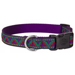 Deluxe Navajo Ribbon Dog Collar