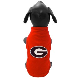 Georgia Bulldogs Dog T-Shirt