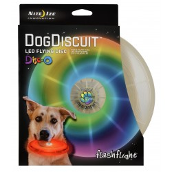 Nite Ize® Flashflight Disco LED Dog Discuit