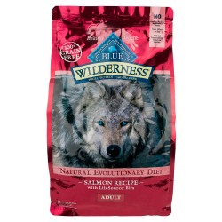 Blue Wilderness® Salmon Recipe Adult Dog Food, 4.5 lb bag