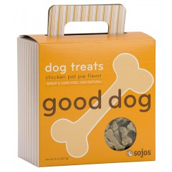 Good Dog® Chicken Pot Pie Dog Treats