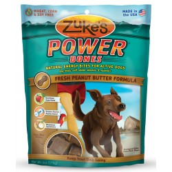 PowerBones® Peanut Butter Natural Energy Bites for Active Dogs