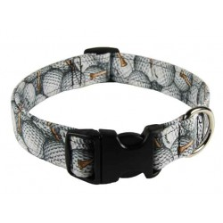 Deluxe Golf Designer Dog Collar