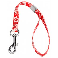 5/8 Inch Red Hawaiian Cam Lock Grooming Loop