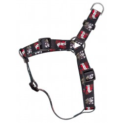 I Love Mom Featherweight Step-In Dog Harness - Extra Small