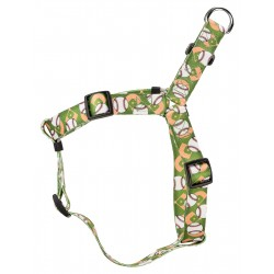 Baseball Step-In Dog Harness