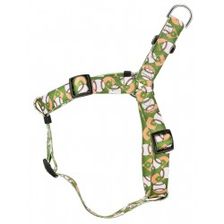 Baseball Featherweight Step-In Dog Harness - Extra Small