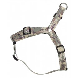 Mountain Viper Camo Step-In Dog Harness