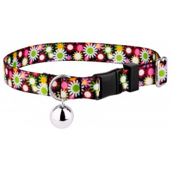 Daisy Fields Cat Collar