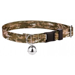Desert Viper Camo Featherweight Cat Collar