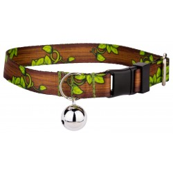 Gaia's Grove Featherweight Cat Collar