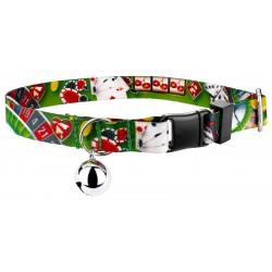 High Roller Cat Collar