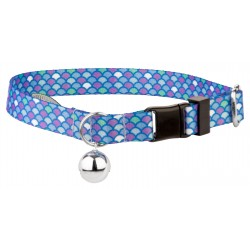 Mermaid Scales Featherweight Cat Collar