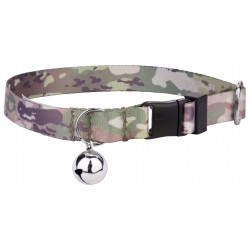 Mountain Viper Camo Featherweight Cat Collar