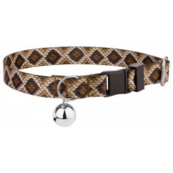 Rattlesnake Cat Collar
