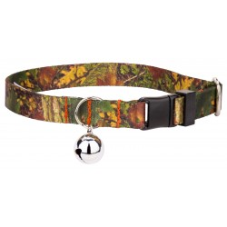 Southern Forest Camo Featherweight Cat Collar