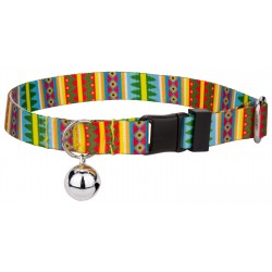 Spring Pines Featherweight Cat Collar