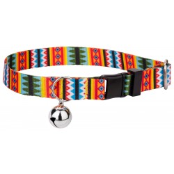 Summer Pines Featherweight Cat Collar