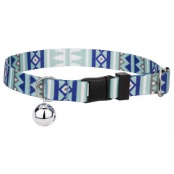 Snowy Pines Featherweight Cat Collar