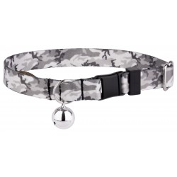Urban Camo Featherweight Cat Collar