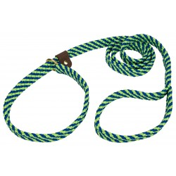 Lone Wolf Surfside Flat Braided Rope Slip Lead, 6ft x 5/8in
