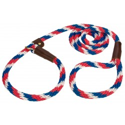 Lone Wolf All American Braided Rope Slip Lead, 6ft x 1/2in