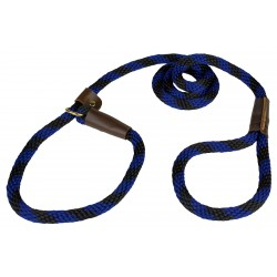 Lone Wolf Royal Twist Braided Rope Slip Lead, 6ft x 1/2in