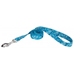 Blue Bone Camo Dog Leash