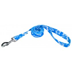 Blue Hawaiian Dog Leash