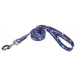 Star Spangled Dog Leash