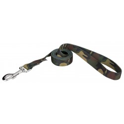 Woodland Camo Leash