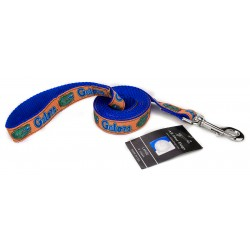 Florida Gators Ribbon Dog Leash