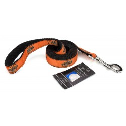 Oklahoma State Cowboys Ribbon Dog Leash