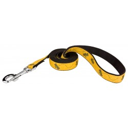 Busy Bee Ribbon Dog Leash
