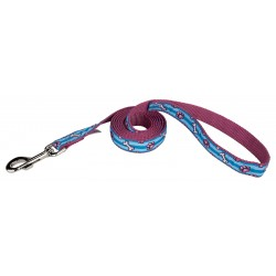 Pixel Paws Ribbon Dog Leash