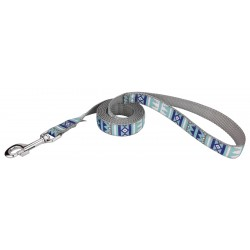Snowy Pines Ribbon Leash