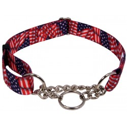 10 - Half Check Dog Collars
