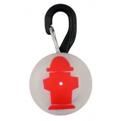 Nite Ize® PetLit LED Red Hydrant Collar Light