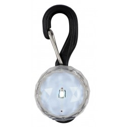 Nite Ize® PetLit LED Jewel Crystal Collar Light