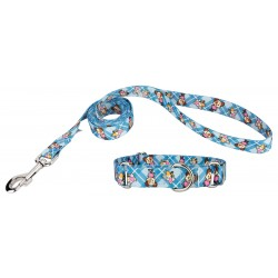 Jack's First Love Martingale Dog Collar & Leash Limited Edition